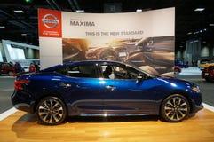 Free Nissan Maxima Performance Sedan Stock Image - 65885741