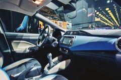 2017 Nissan Micra Stock Foto's