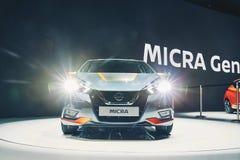2017 Nissan Micra Stock Fotografie