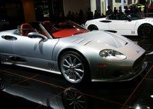 Nissan motor sports car. In 14th Shanghai international motor show Royalty Free Stock Image