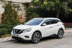 Nissan Murano royalty-vrije stock foto