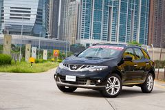 Nissan Murano 2012 Stock Photos