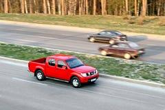 Nissan Navara Photographie stock libre de droits
