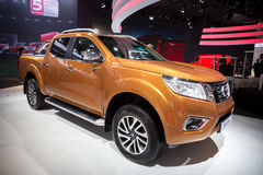 Nissan Navara EnGuard Concept all-terrain pick-up truck Stock Photography