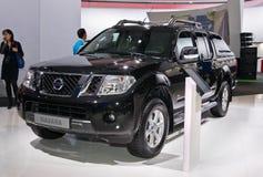 Nissan Navara Stock Photo