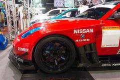 Nissan Nismo GTR Xanavi na pokazie Zdjęcia Royalty Free