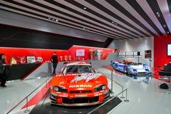 Nissan Nismo Show Room Stock Foto's