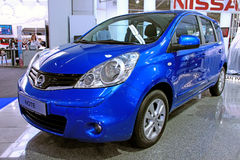 Nissan Note Stock Photo