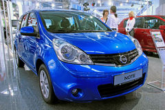 Nissan Note Stock Photos
