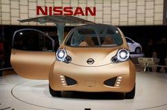 Nissan Nuvo Concept Stock Photos