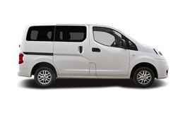 Nissan NV200 Royalty Free Stock Images