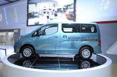 Nissan NV200 Stock Images