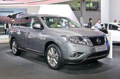 Nissan Pathfinder Royalty Free Stock Photography