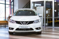 Nissan Pulsar Immagini Stock