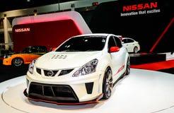Nissan Pulsar. Stock Photo
