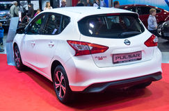 Nissan Pulsar Stock Images