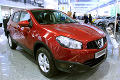 Nissan Qashqai  Stock Photos