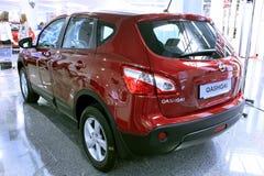 Nissan Qashqai Stock Images