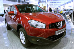 Nissan Qashqai Royalty Free Stock Images