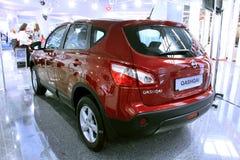 Nissan Qashqai Stock Photography