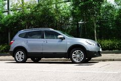 Nissan QASHQAI+2 photos stock