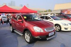 Nissan Qashqai Lizenzfreie Stockbilder