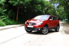 Nissan Qashqai SUV Stock Fotografie