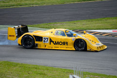 1991 Nissan RC90 Group C Prototype at Monza Royalty Free Stock Photo