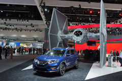 Nissan Rogue One Star Wars Stock Foto