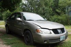 2005 Nissan Sentra Royalty Free Stock Photo