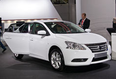 Nissan Sentra Royalty Free Stock Images
