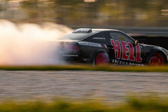 Nissan Silvia drift car Stock Image