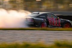 Nissan Silvia drift car stock image