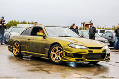 Nissan Silvia Stock Images