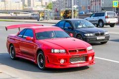 Nissan Skyline GT-r Fotografia Stock Libera da Diritti