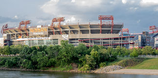 Nissan Stadium Stock Images
