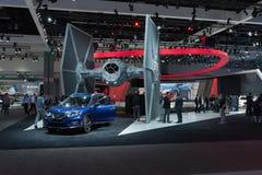 Nissan Star Wars Showroom foto de archivo
