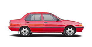 Nissan Sunny Royalty Free Stock Photography