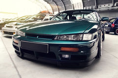 Nissan 200SX S14 Stock Photography