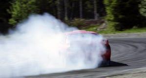 Nissan 200sx S14a driva Royaltyfria Foton
