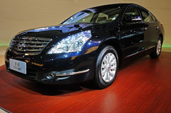 Nissan teana Royalty Free Stock Photo