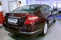 Nissan Teana 350 XV Stock Images