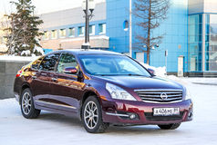 Nissan Teana Royalty Free Stock Images