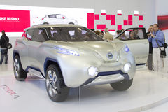 Nissan Terra Concept Foto de archivo