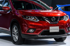 Nissan X-Trail Royalty Free Stock Photography