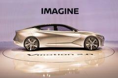 Nissan Vmotion 2 0 Concept Stock Afbeeldingen