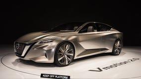 Nissan Vmotion 2 0 Concept Royalty-vrije Stock Foto