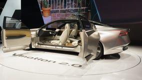 Nissan Vmotion Concept Stock Photos