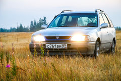 Nissan Wingroad Stock Images