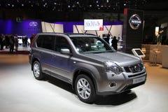 Nissan X-Arrasta Imagem de Stock Royalty Free